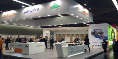 Huayi Compressor Barcelona at Chillventa 2016