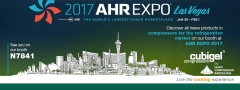 Huayi Compressor Barcelona will participate in the AHR Expo Las Vegas. Visit us booth N7841!