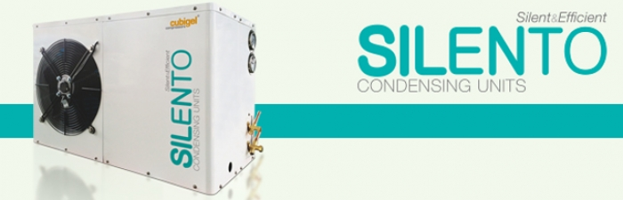 Silento Condensing Units by Cubigel Compressors