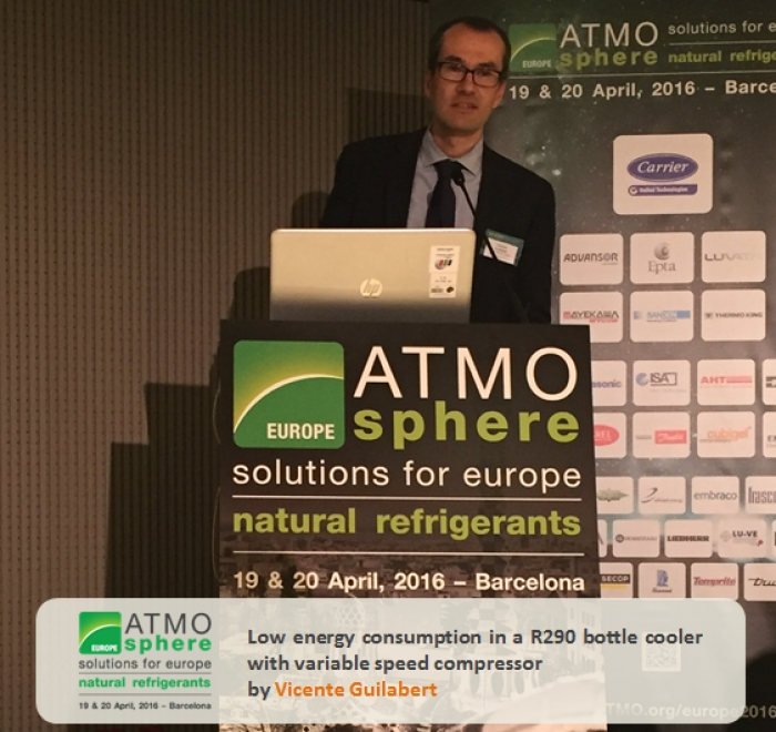 ATMOsphere Europe 2016 – The event for Natural Refrigerants